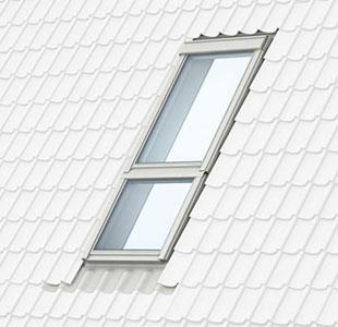 VELUX Daglichtsystemen - Combi Hellend - Timmerbedrijf de Groot