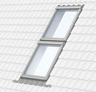 VELUX Daglichtsystemen - Standaardpakketten - Timmerbedrijf de Groot