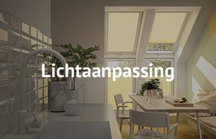 VELUX Raamdecoratie - Lichtaanpassing - Timmerbedrijf de Groot - Mobiel