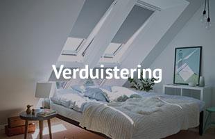 VELUX Raamdecoratie - Verduistering - Timmerbedrijf de Groot - Mobiel