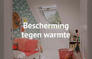 VELUX Raamdecoratie - Warmtewering - Timmerbedrijf de Groot - Mobiel
